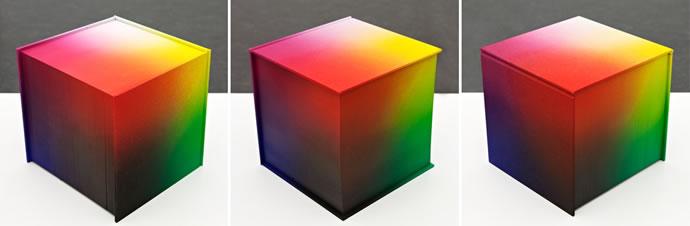 Le cube - RGB Colorspace Atlas 4