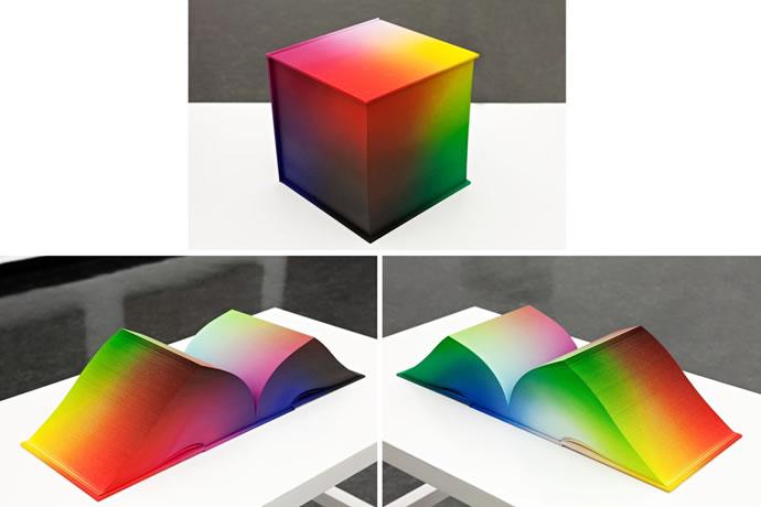 Le cube - RGB Colorspace Atlas 5