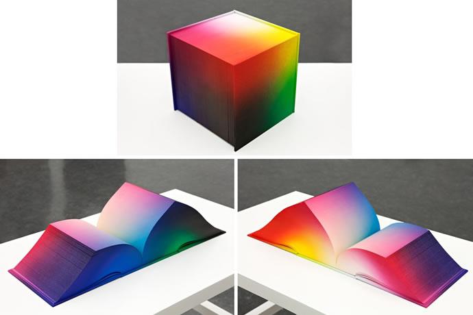 Le cube - RGB Colorspace Atlas 3