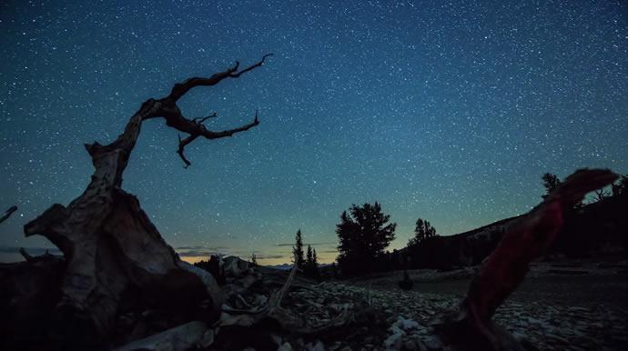 Ascendance - Timelapse, météores, orages et voie lactée 3