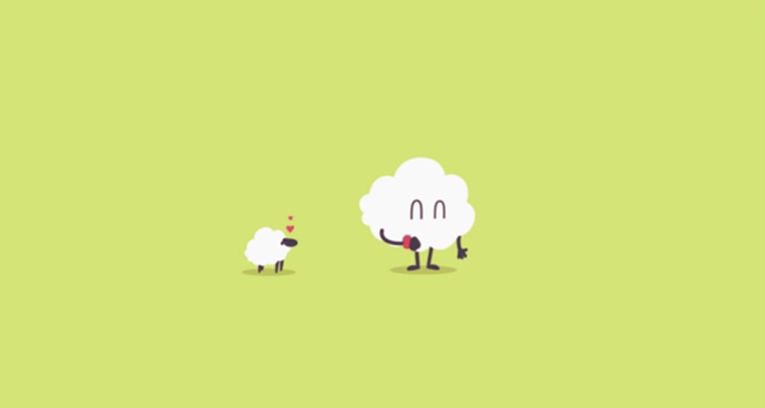 cumulus numbus animation