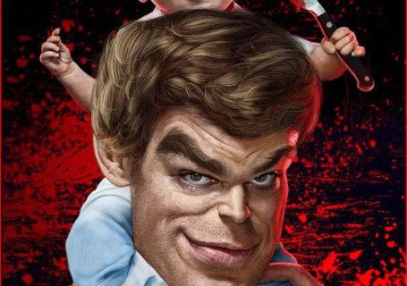 25 meilleures Illustrations Dexter 3