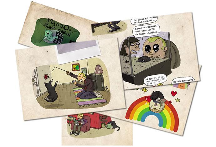 La BD complète de Kek - Mon chat et moi  3