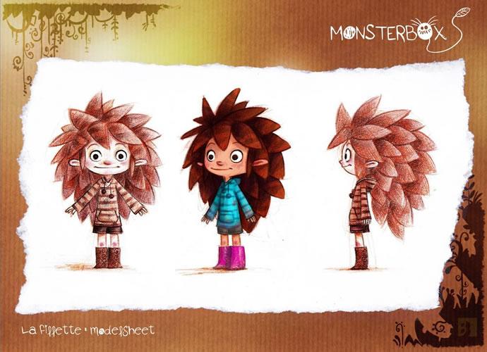 MonstrerBox - Superbe court métrage d'animation 4