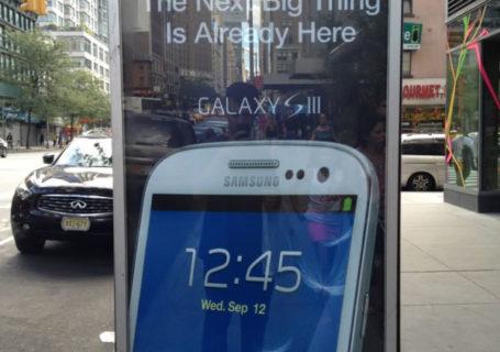 Quand Samsung Troll Apple avec la publicité 5
