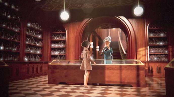 """Sperlari """"The Shop"""" - Pub 3D impressionnante 2"""