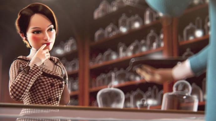 """Sperlari """"The Shop"""" - Pub 3D impressionnante 3"""