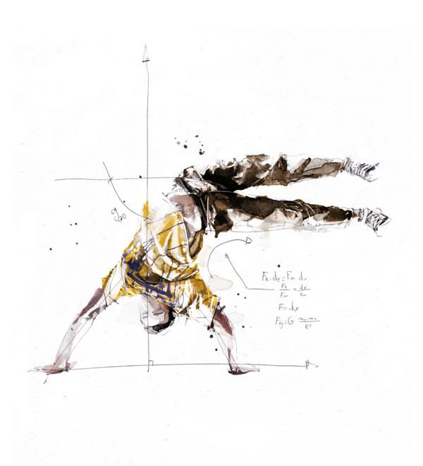 Illustrations géométriques de Florian NICOLLE 4