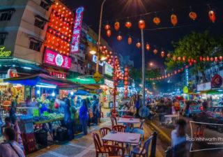 Timelapse : Kuala Lumpur Jour et nuit 1