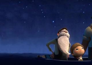 Pixar : La Luna -  Le dernier court métrage