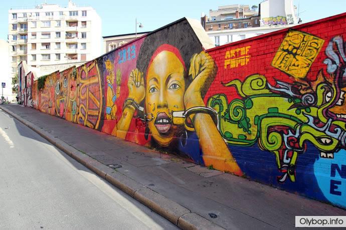 Street-art : Paris fait le show (70 photos) 4