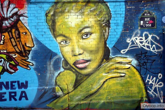 Street-art : Paris fait le show (70 photos) 5