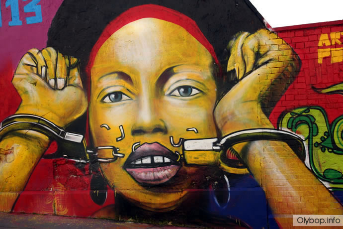 Street-art : Paris fait le show (70 photos) 6