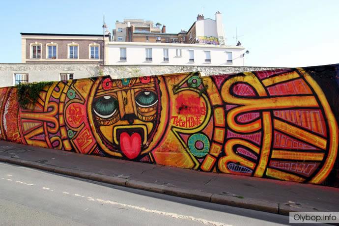 Street-art : Paris fait le show (70 photos) 7