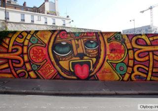 Street-art : Paris fait le show (70 photos) 1
