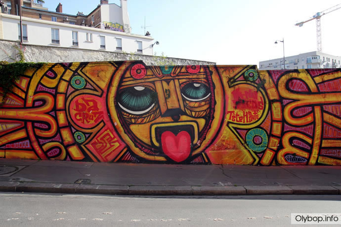 Street-art : Paris fait le show (70 photos) 8