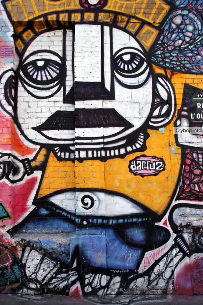 Street-art : Paris fait le show (70 photos) 14