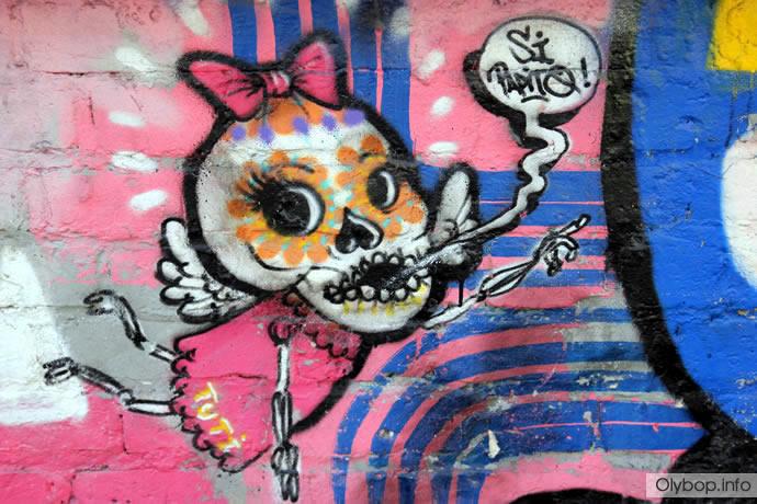 Street-art : Paris fait le show (70 photos) 16