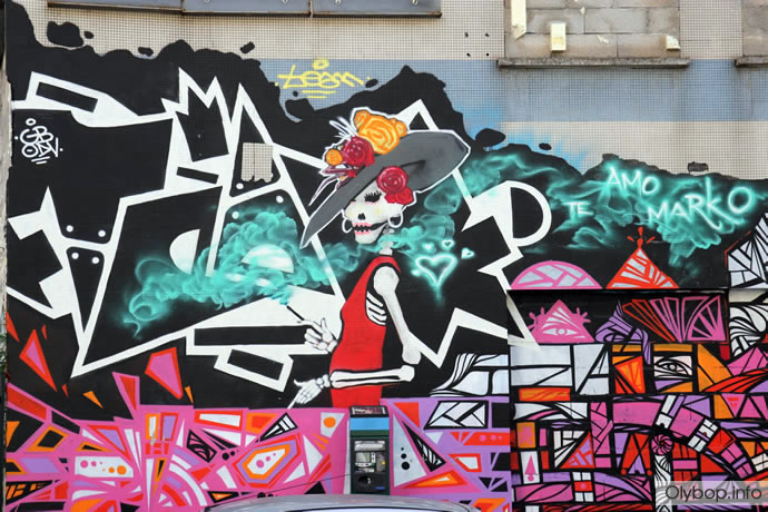 Street-art : Paris fait le show (70 photos) 24