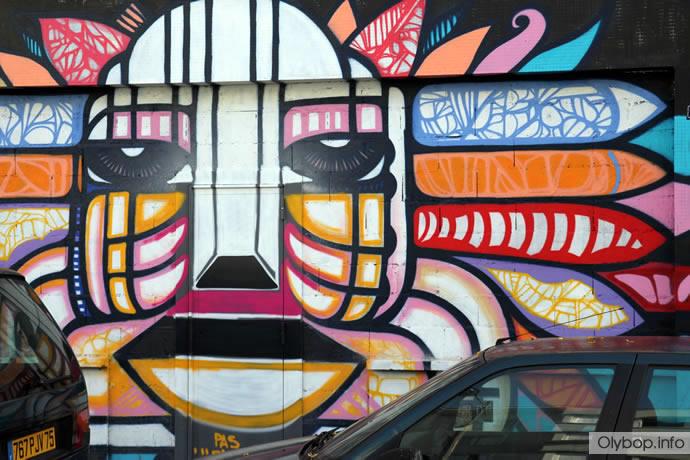 Street-art : Paris fait le show (70 photos) 25