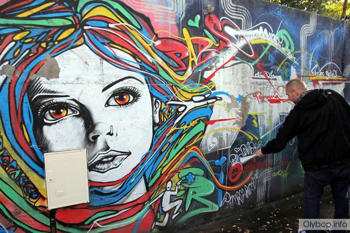 Street-art : Paris fait le show (70 photos) 26