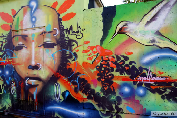 Street-art : Paris fait le show (70 photos) 27