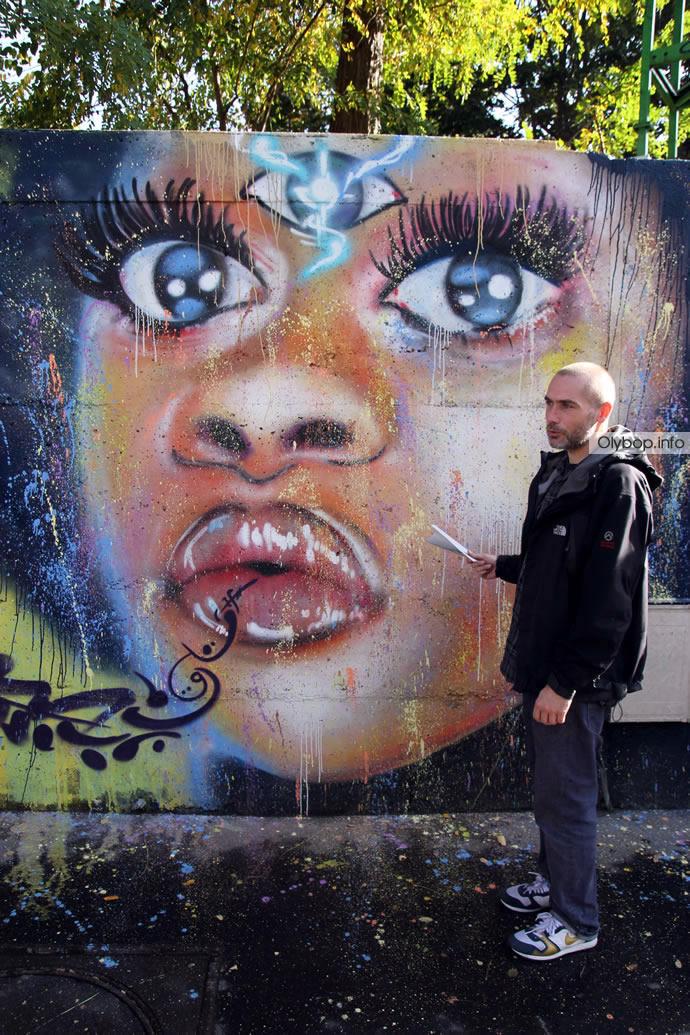 Street-art : Paris fait le show (70 photos) 28