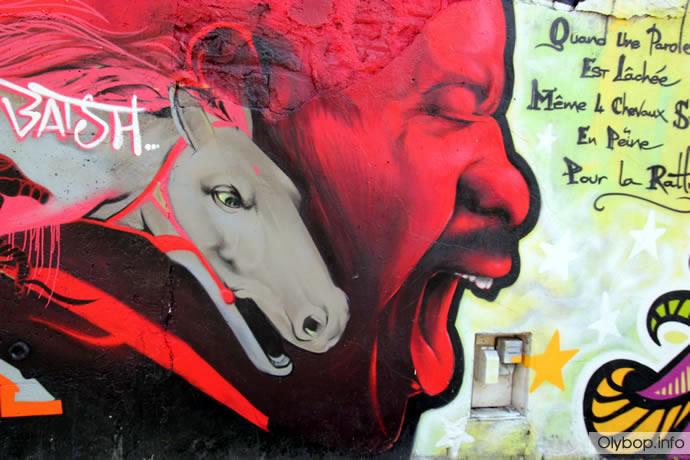 Street-art : Paris fait le show (70 photos) 30