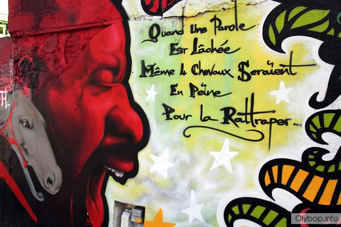 Street-art : Paris fait le show (70 photos) 32