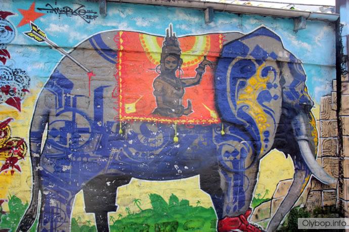 Street-art : Paris fait le show (70 photos) 33