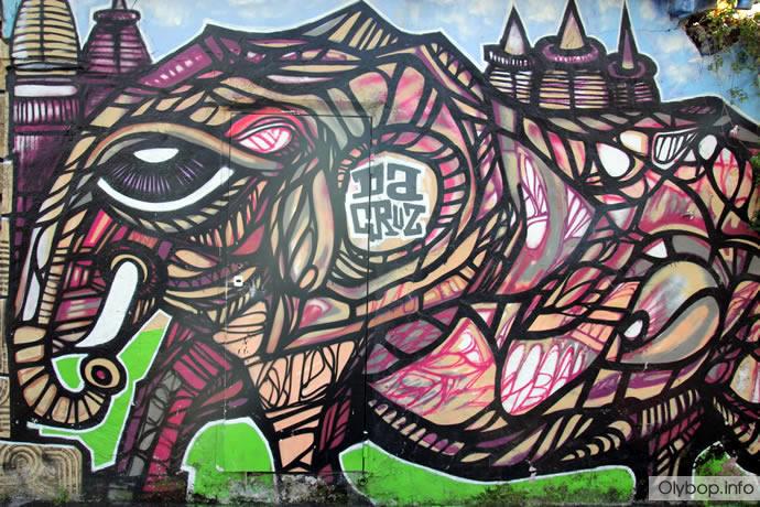 Street-art : Paris fait le show (70 photos) 35