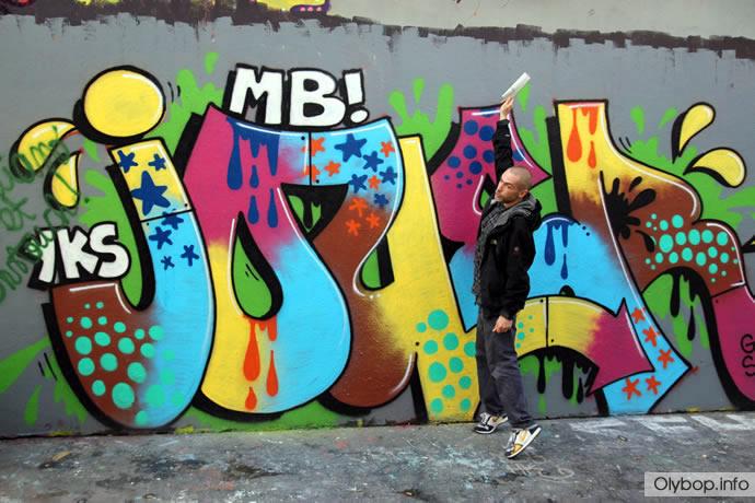 Street-art : Paris fait le show (70 photos) 42