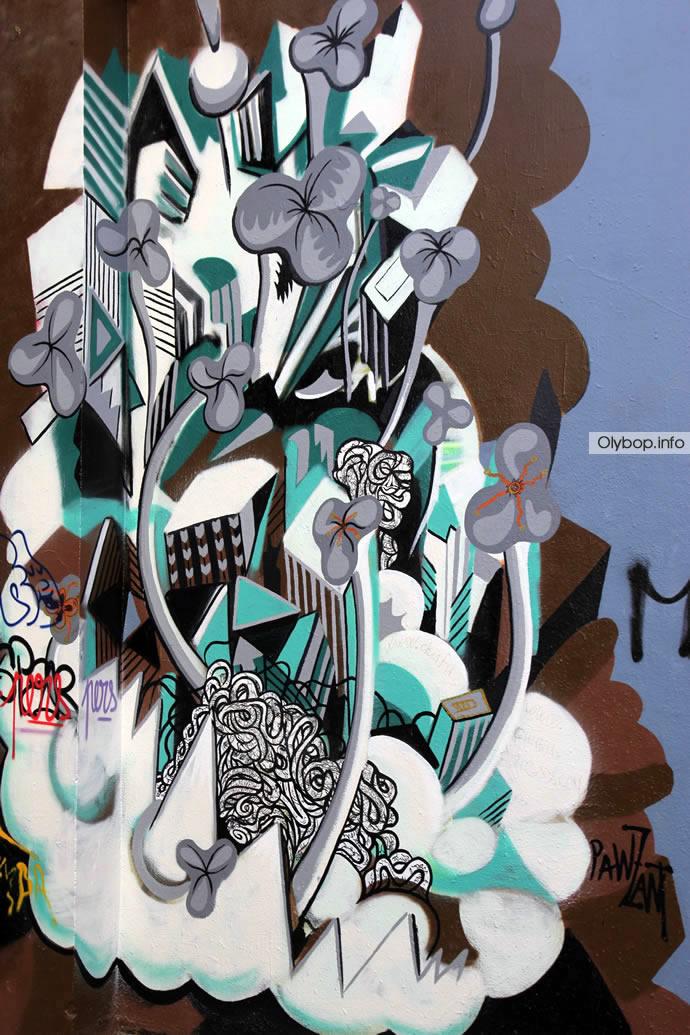 Street-art : Paris fait le show (70 photos) 46