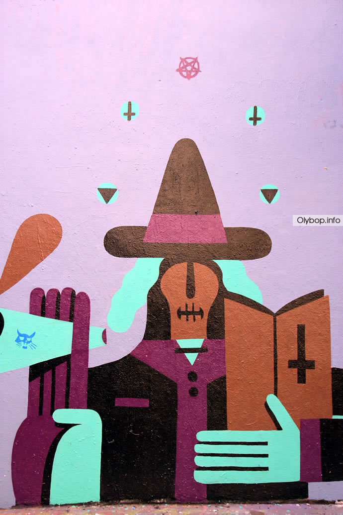 Street-art : Paris fait le show (70 photos) 47
