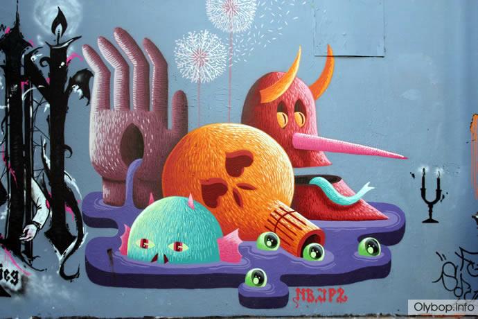 Street-art : Paris fait le show (70 photos) 50