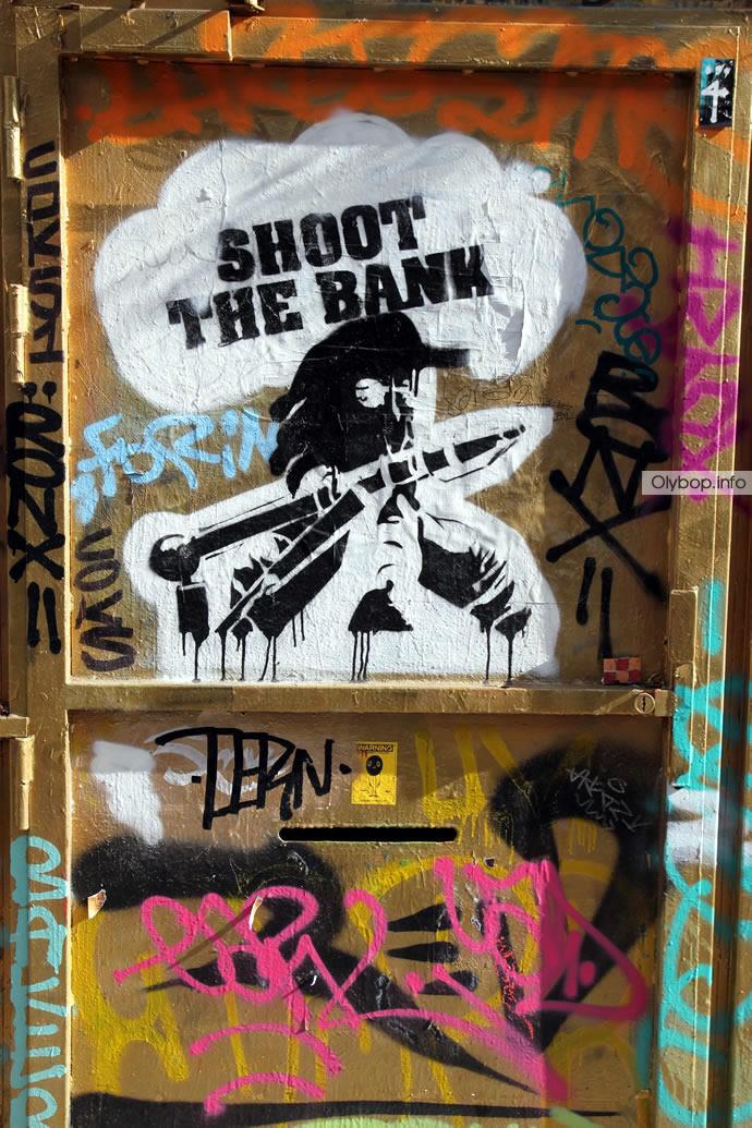 Street-art : Paris fait le show (70 photos) 51
