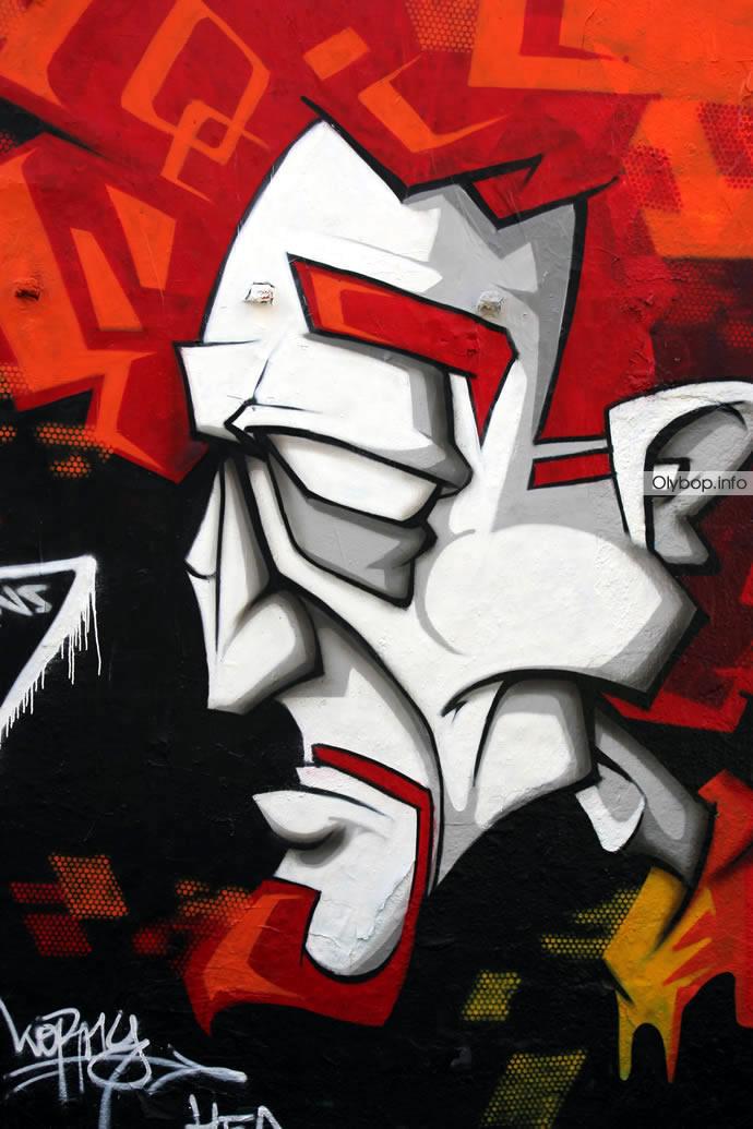 Street-art : Paris fait le show (70 photos) 55
