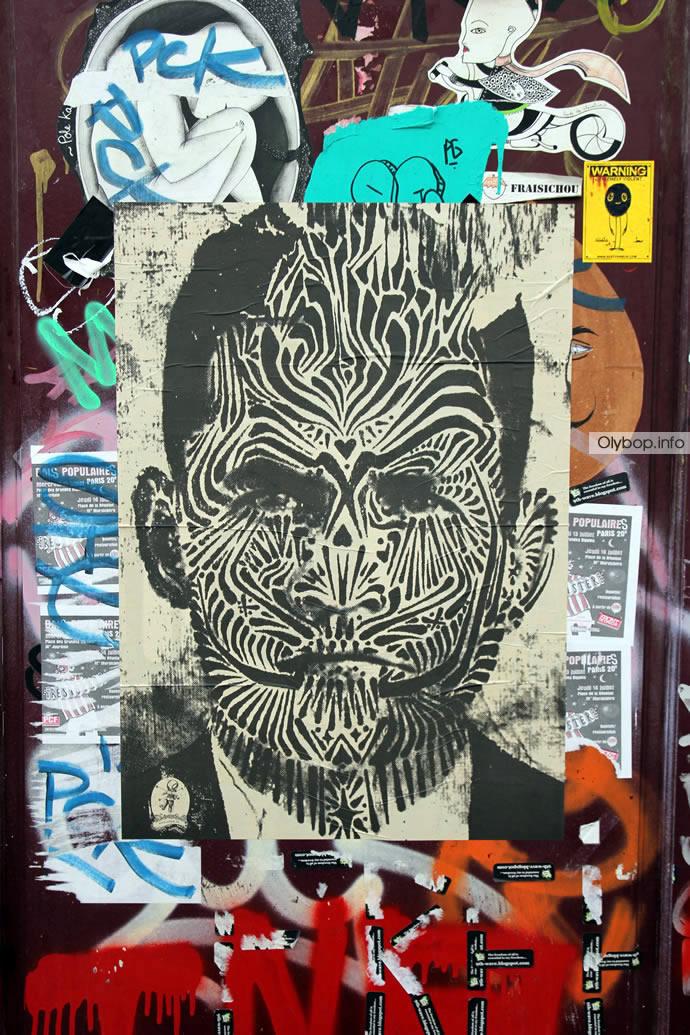 Street-art : Paris fait le show (70 photos) 58