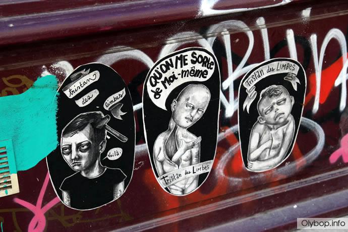 Street-art : Paris fait le show (70 photos) 59