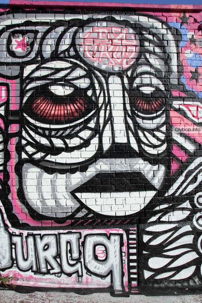 Street-art : Paris fait le show (70 photos) 2