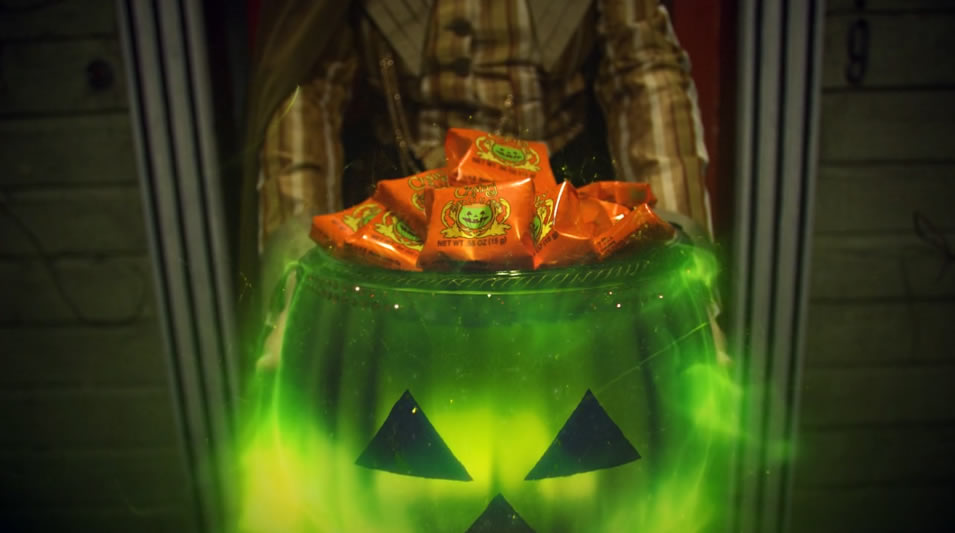 Court métrage : The Green Ruby Pumpkin 2