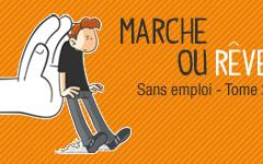 [ #concours ] 10 tomes de l'illustrateur Jibé du blog « Sans Emploi - Marche ou rêve » à Gagner ! 1