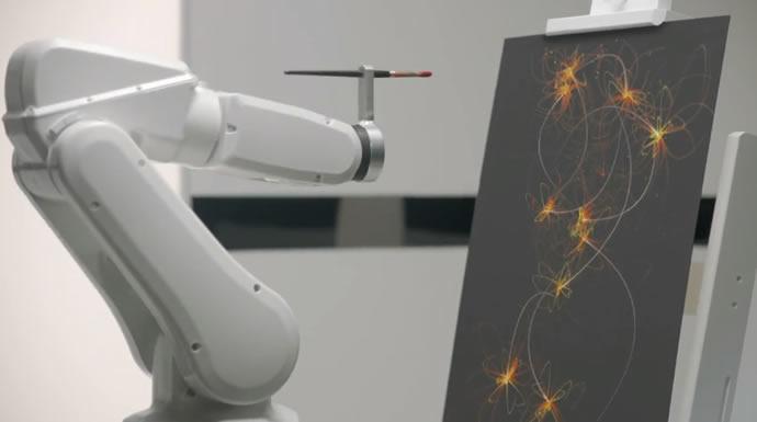 Concept : Sleep Art, un robot dessine vos rêves 2