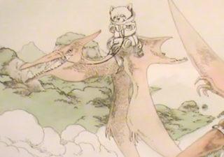 Au Bout du Monde - Timelapse illustration de Boulet