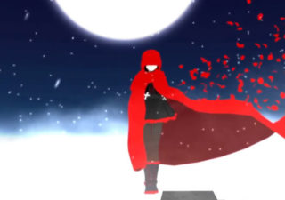 "Animation : RWBY ""Red"" par Rooster Teeth 1"