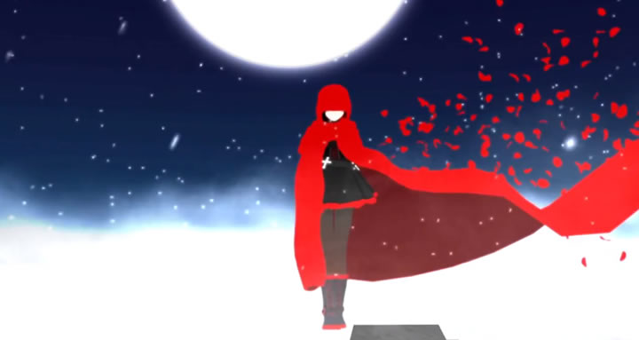 "Animation : RWBY ""Red"" par Rooster Teeth 3"