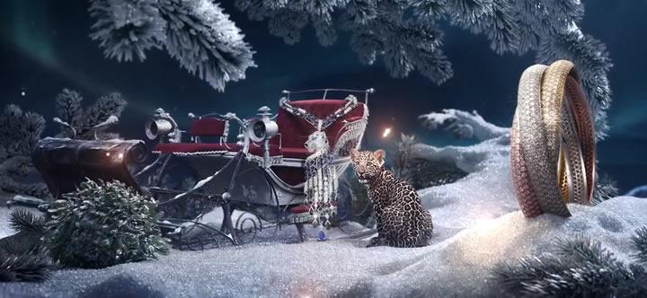 Court métrage : Cartier Winter Tale 3