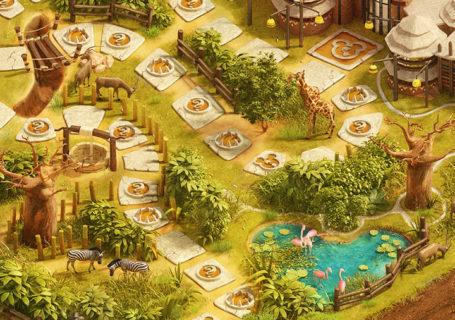 Graphisme : Un jeu Disney online Isométrique 8