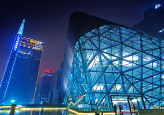 Timelapse : Guangzhou 2012 - CHINA 1