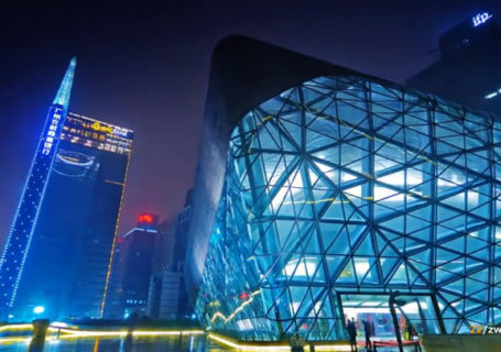 Timelapse : Guangzhou 2012 - CHINA 10